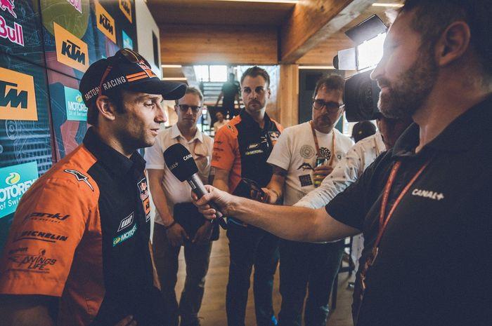 Bukan hanya Alex Rins jadi korban tikungan 11 sirkuit Sachsenring, Johann Zarco dua musim beruntun crash di tikungan dinamai Ralf Waldmann di MotoGP Jerman