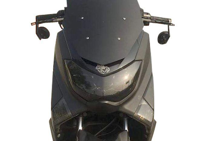 Yamaha NMAX Edisi Night Rider serem an sangar