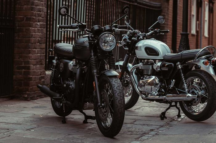 Triumph BONNEVILLE T120 limited edition