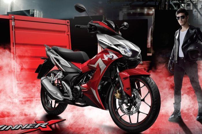 Lunching Honda Winner X 150 sudah resmi di Vietnam