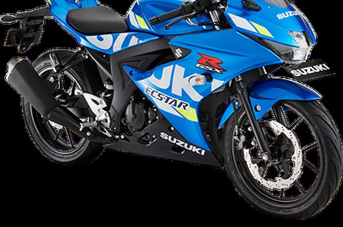 Suzuki GSXR150-blue
