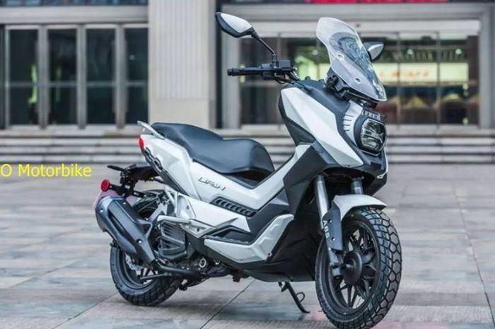 Lifan LF150-T, cocok jadi basis Honda X-ADV 150?