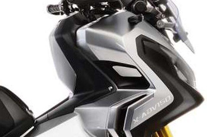 Seperti inikah bentuk Honda X-ADV 150?