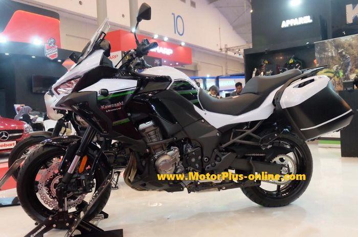 Kawasaki Versys 1000 terbaru.