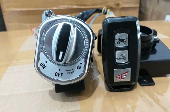 Paket keyless aftermarket Honda BeAT series