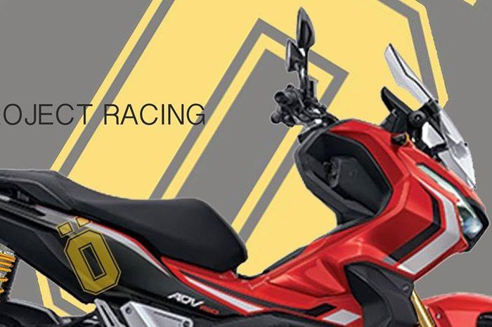 Honda ADV150 KD Project Racing