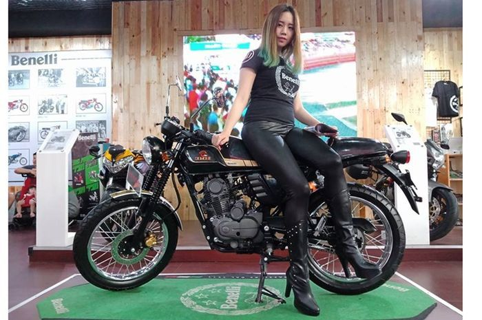 Bennerli Motobi 152