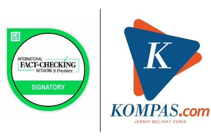 Kompas.com tergabung dengan IFCN
