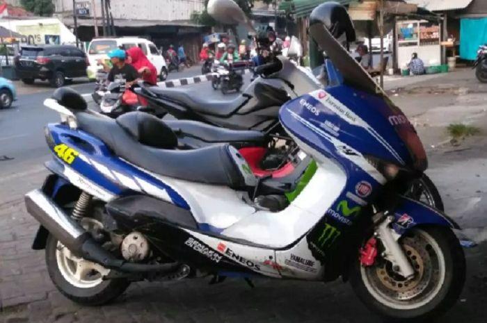 Yamaha Majesty 125 dijual.
