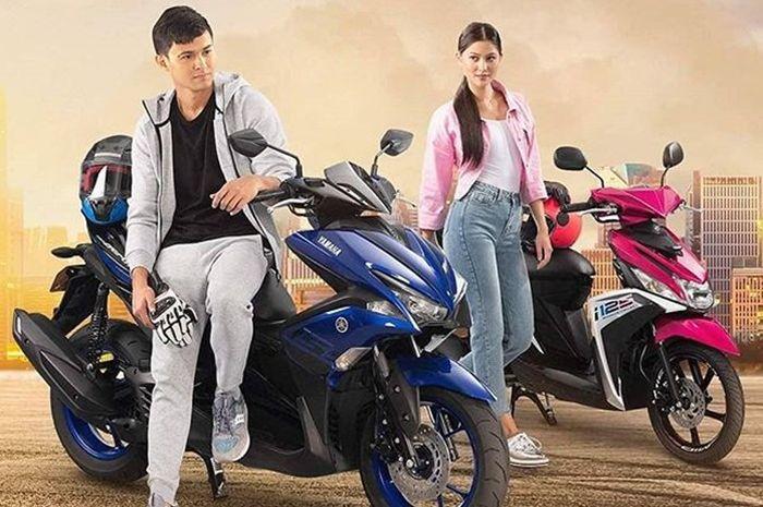 Yamaha Mio punya varian 155 cc