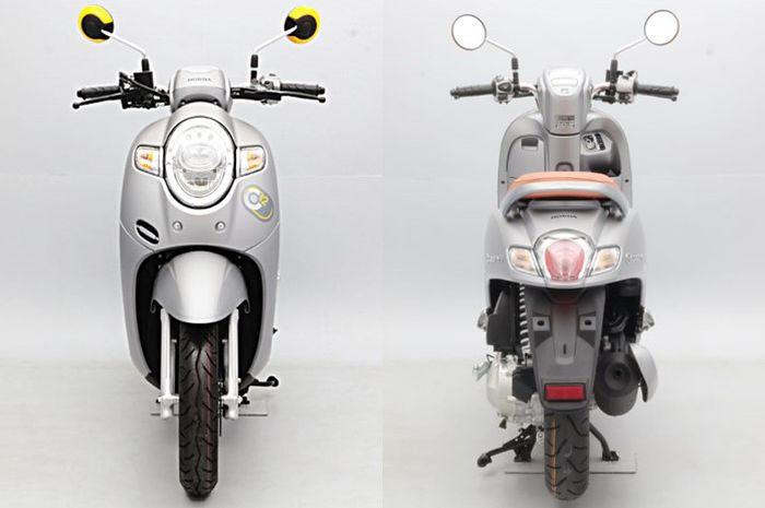 Honda Scoopy i Club 12 versi Thailand