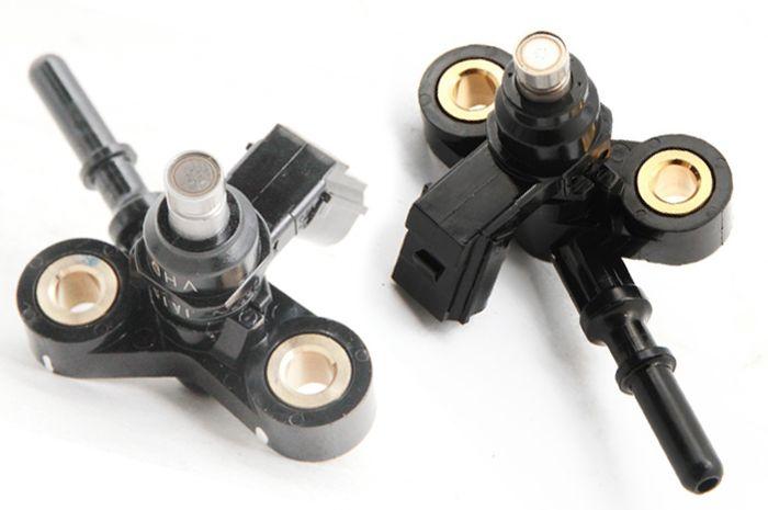 Ilustrasi injektor milik motor matic Honda