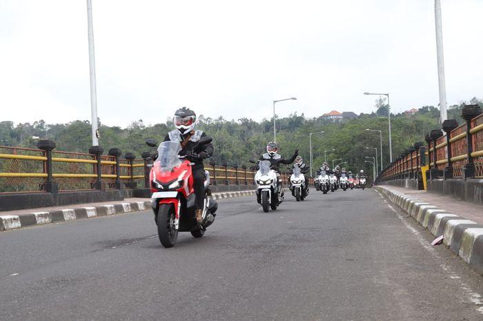 Perjalanan menuju Kintamani