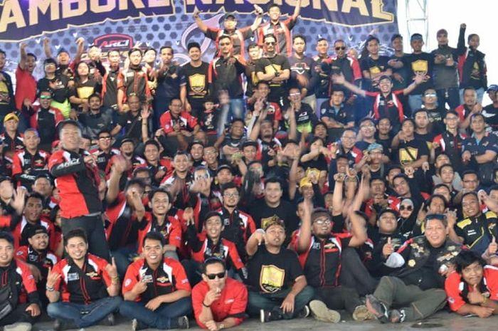 Jamnas ARCI ke-2 di Bandung, Jabar.