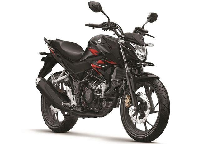Honda CB150R tipe reguler yang beredar saat ini