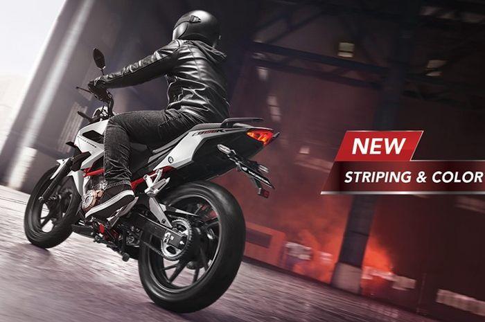Warna baru Honda CB150R Streetfire 2019