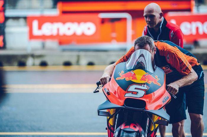 Johann Zarco tak balap lagi dengan KTM di MotoGP 2020, cari alternatif ajang balap Moto2 tahun depan