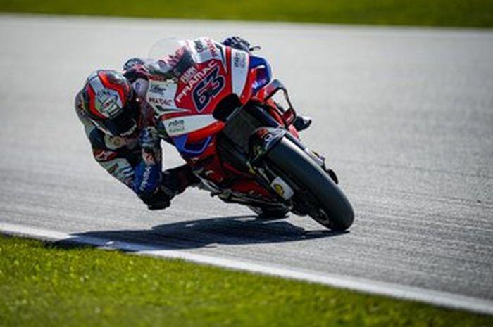 Francesco Bagnaia raih hasil terbaik di debut MotoGP musim ini di sirkuit Red Bull Ring Austria 2019