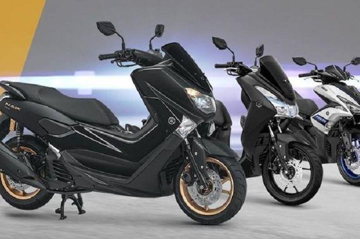 Line up Maxi Yamaha bakal hadir di Otobursa 2019.