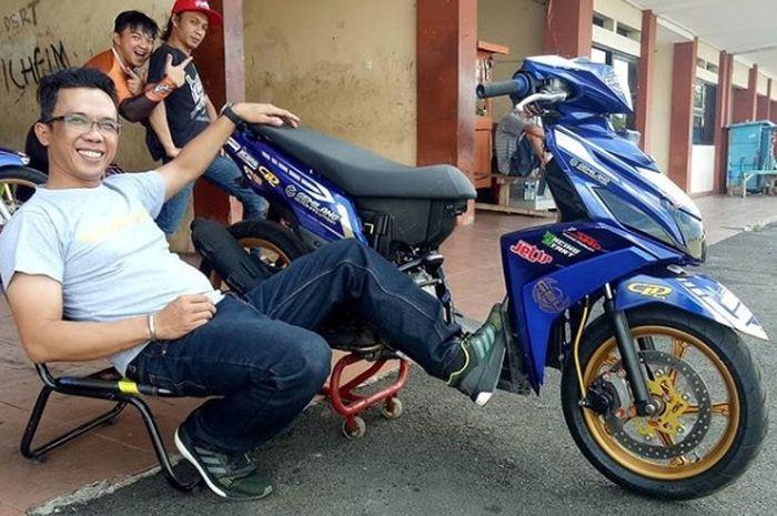 Iman Zatory, mekanik handal asal Jawa Barat meninggal dunia