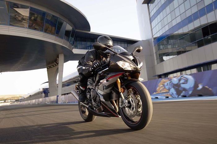 Triumph Daytona Moto2 765 Limited Edition diluncurkan di GP Inggris 2019
