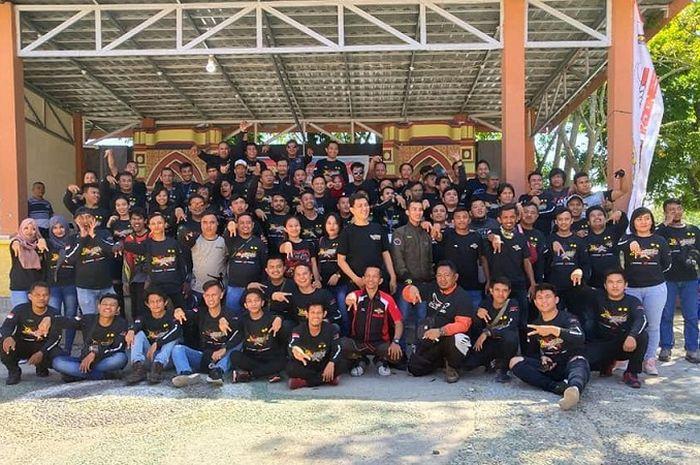 Acara anniversary ke-2 ARCI Gorontalo.