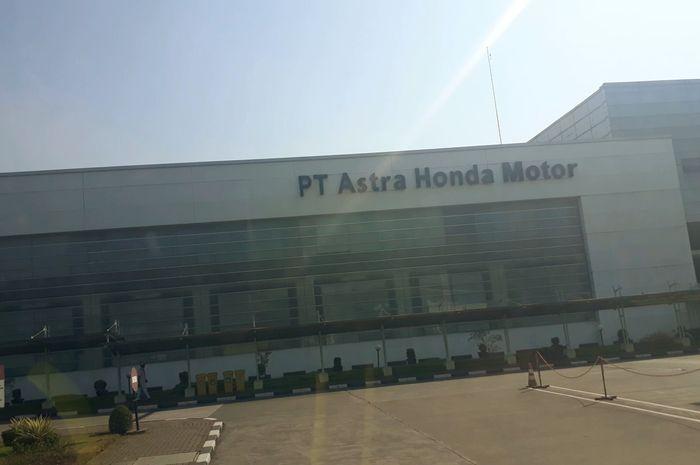 PT Astra Honda Motor (AHM) Cikarang