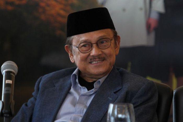 Presiden ketiga Republik Indonesia, Baharuddin Jusuf Habibie
