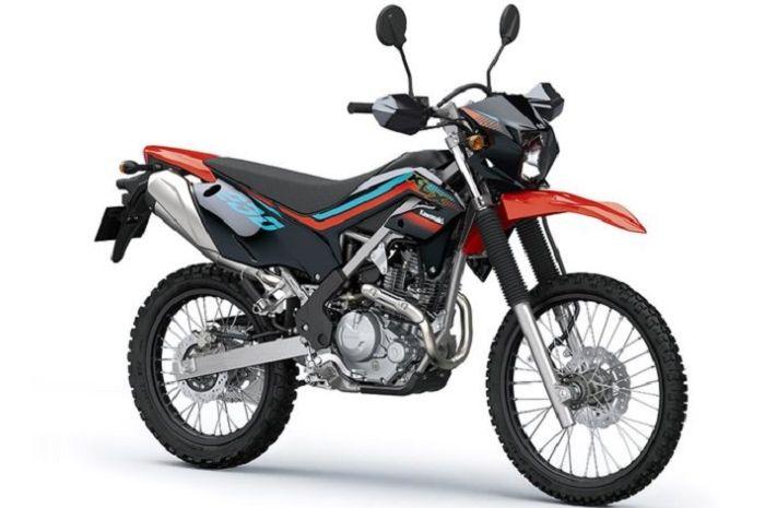 Kawasaki KLX 230.