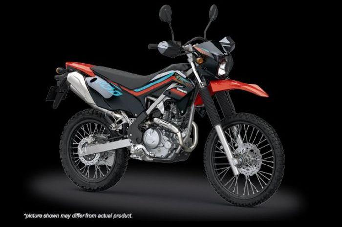 Kawasaki Klx 150l Harga Rp25 Jutaan Spek Standar Euro3