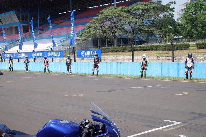 Start Le Mans jadi ciri khas balap motor ketahanan berbeda dengan balap motor biasanya.