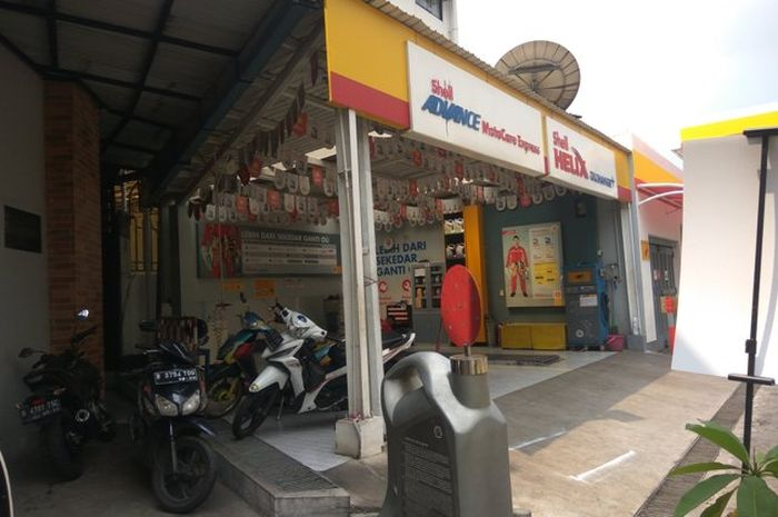Shell Advance MotoCare Express