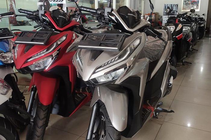 Promo skutik Honda Di Wahana Honda Tanjung Duren, Jakarta Barat