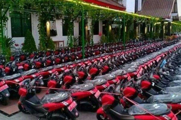 Pemerintah Kabupaten (Pemkab) Boyolali bakalan membagi ratusan Yamaha NMAX untuk lurah dan kepala desa.