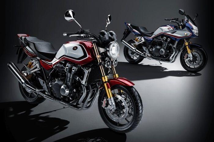 Honda CB1300 SP versi 2020 punya kaki-kaki ala superbike