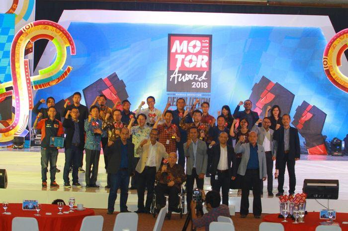 MOTOR Plus Award 2018