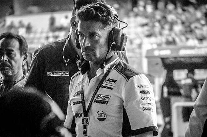 Bos LCR Honda Lucio Cecchinello beri jawaban gantung soal Zarco