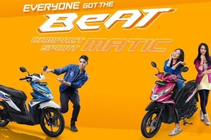 Honda BeAT sendiri terdapat banyak versi,  salah satunya adalah Honda BeAT Sporty  eSP CW/CBS/CBS ISS yang sudah beredar dipasaran.