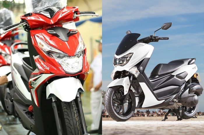 Skutik Honda BeAT dan Yamaha NMAX jadi incaran maling