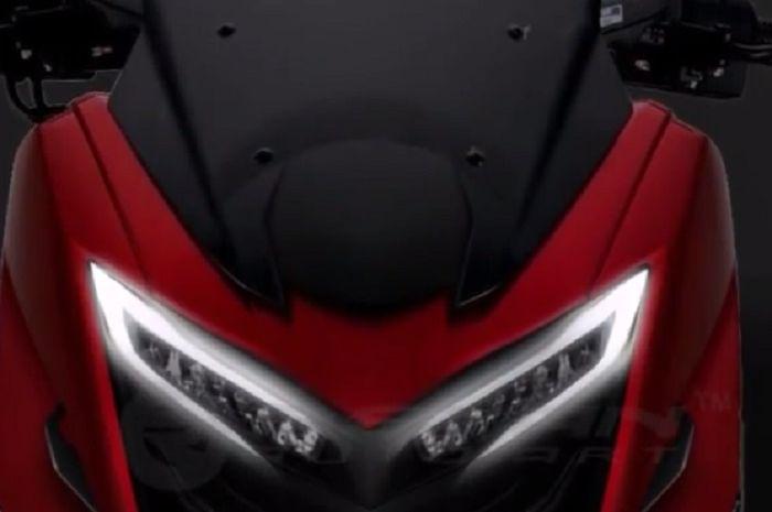Modifikasi Yamaha NMAX.