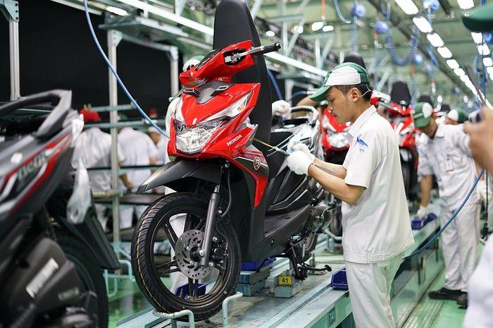 Honda BeAT menjadi pilihan favorit pecinta sepeda motor skutik di pasar ASEAN