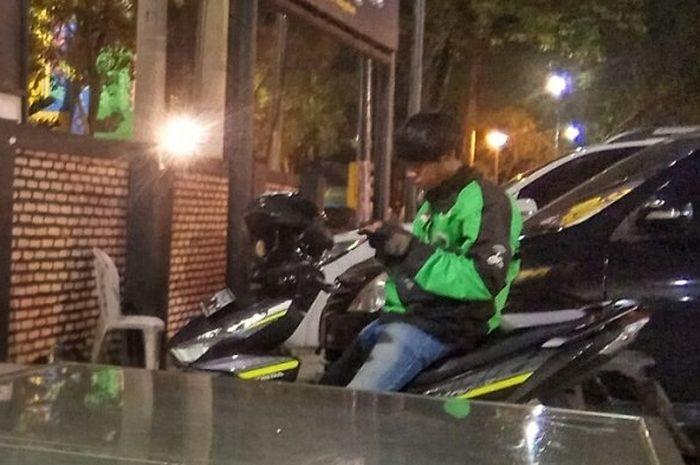 Ramai terjadi driver ojek online (ojol) di Banjarmasin dan sekitarnya sering mendapat orderan fiktif dari costumer misterius yang membuat resah.