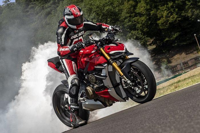 Ducati Streetfighter V4 resmi diperkenalkan