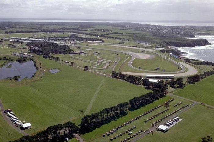 Sirkuit Phillip Island menjadi host MotoGP Australia 2019, jadwal latihan resmi berlangsung pagi hari