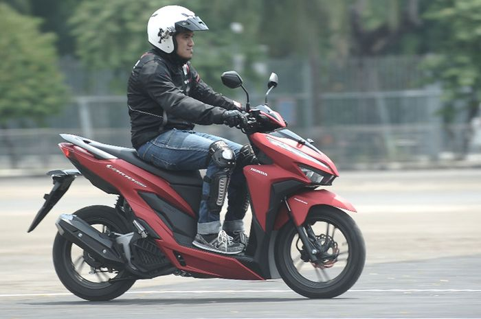 Ilustrasi All New Honda Vario 150