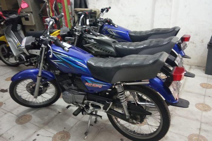 Yamaha RX-King yang dijual  main dealer Yamaha