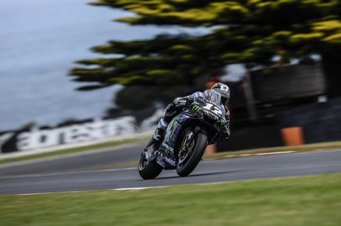 Maverick Vinales ungkap rahasia dirinya tampil kencang di MotoGP Australia 2019