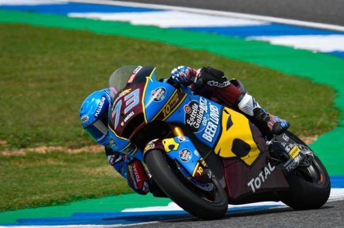 Alex Marquez tinggal sedikit lagi menjadi juara dunia Moto2, bila bisa menjuarai Moto2 sepang.