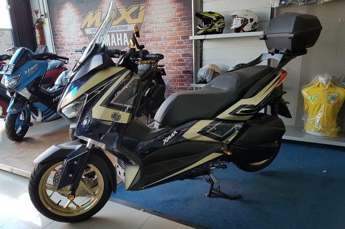 Yamaha XMAX hasil dari Harapan Motor Painting Shop