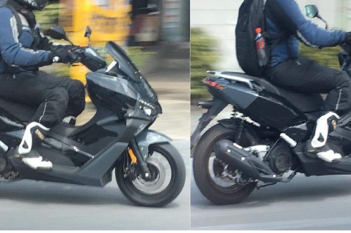 Mirip spyshoot New Yamaha NMAX